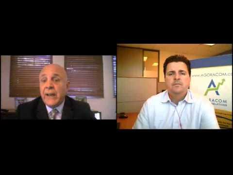 Santo Mining Corp. (SANP: OTCQB) - AGORACOM CEO Interview