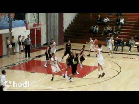 Sam Darnold High School Basketball Highlights
