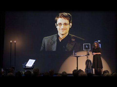 EDWARD SNOWDEN THROWS DOWN THE GAUNTLET AND ISSUES MYSTERIOUS CALL TO ACTION