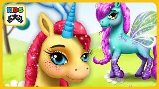 видео Игры Про лошадей для девочек