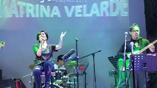 KATRINA VELARDE - Beyonce Medley (The MusicHall Metrowalk | October 3, 2018) #HD720p