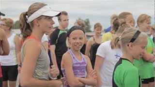 Uusimaa Juoksee: Yhteisjuoksu