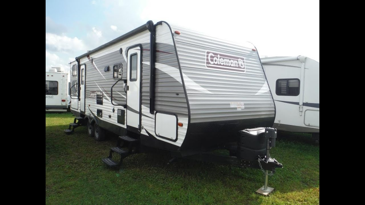 small resolution of 2017 coleman lantern 285bh travel trailer camp out rv in stratford