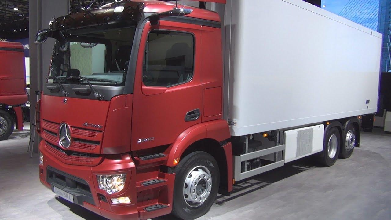 mercedes benz actros 2540 l 6x2 lorry truck 2019. Black Bedroom Furniture Sets. Home Design Ideas