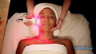 LED Light Phototherapy Treatment  at Hand & Stone