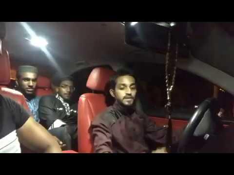 Ab to Bas Ek Hi Dhun Hai- Hafiz Kamran Qadri in Mauritius while driving 2017
