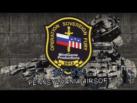 Operation: Sovereign Fury (Aug/Sept, 2013)