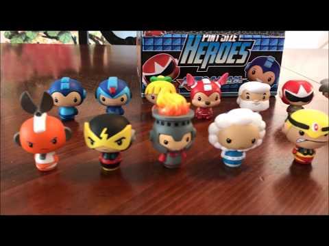 Megaman 1/'/' Funko Pint Sized Heroes Trading Figure NEW