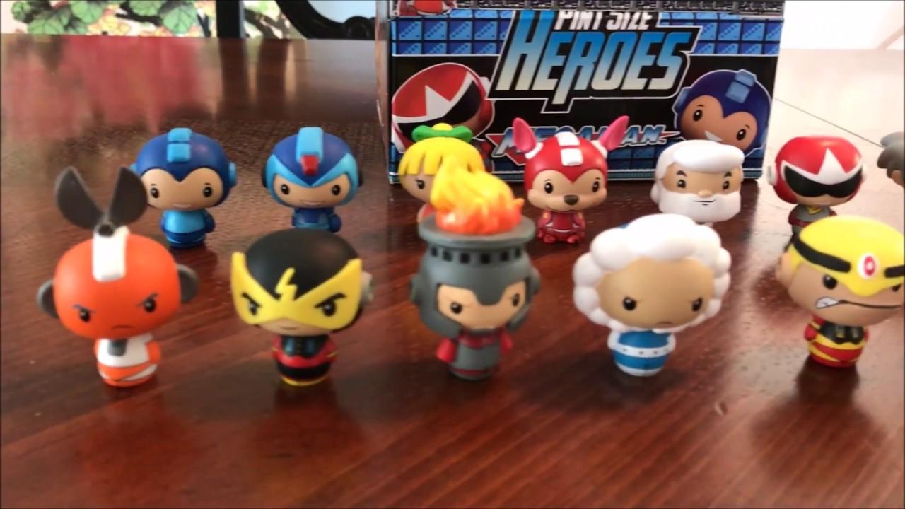 PROTO MAN Mega Man New Funko Pint Size Heroes