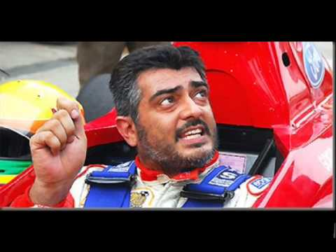 Ajith Kumar Car Race