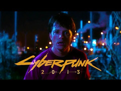 Cyberpunk 2015