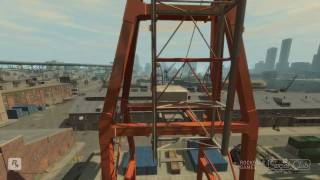 GTA 4 Swing Set Glitches