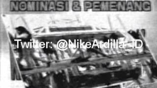 Nike Ardilla BASF Awards 1991 Nyalakan Api