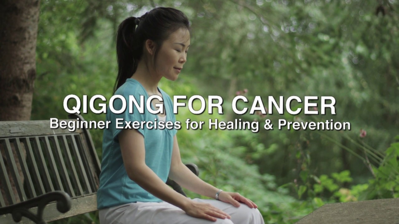 Qigong for Cancer Healing and Prevention by Helen Liang - DVD Introduction