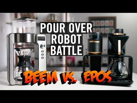 A Pour Over Robot Battle - Beem Vs. Melitta EPOS