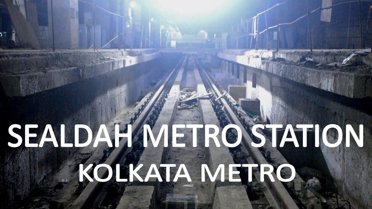 Sealdah Metro Station Walkthrough Video - MetroRail Blog | Kolkata Metro
