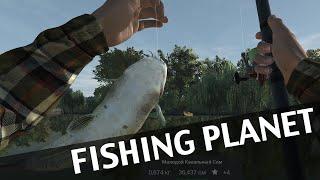 ОЗЕРО ЭМЕРАЛЬД ФАРМ НА СУДАКАХ Fishing Planet