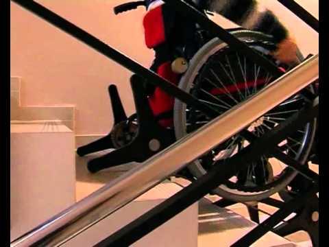 Инвалидное Кресло-Каталка Ступенькоход