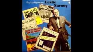 LESLIE SARONY - I LIKE RIDING ON A CHOO CHOO CHOO