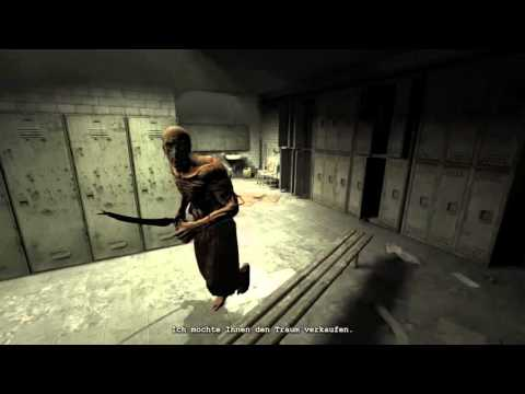 Outlast. Trolling Rick Trager a.k.a. The Crazy Doc.