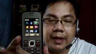 Review Nokia C1-02