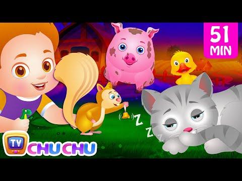 Are You Sleeping Little Johny? Farm Animals Song for Babies | ChuChu TV Nursery Rhymes & Kids Songs - วันที่ 12 Jun 2018
