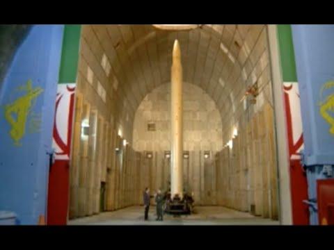 Inside Iran's Underground Missile Farm