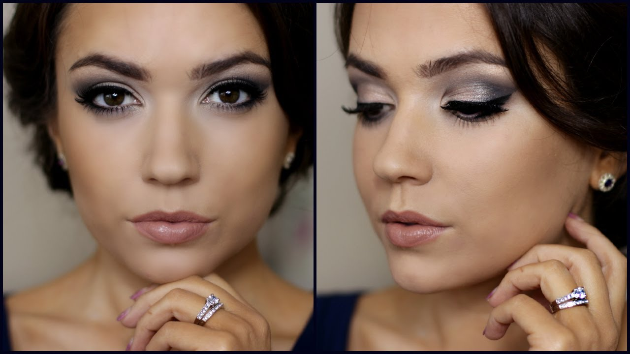 Prom Makeup Tutorial Drugstore YouTube