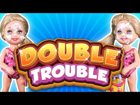 Barbie - Double Trouble in the New House