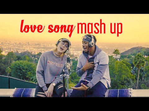 LOVE SONG MASH UP | Ft. Your Fav Artists