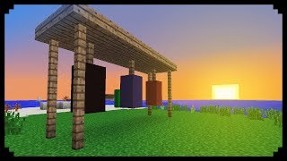 ✔ Minecraft: How to make a Punching Bag