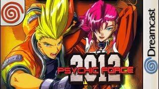 Longplay of Psychic Force 2012