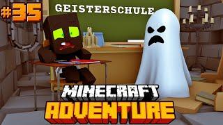 DIE GEISTERSCHULE mit DEM GEIST - Minecraft Adventure 35 DeutschHD