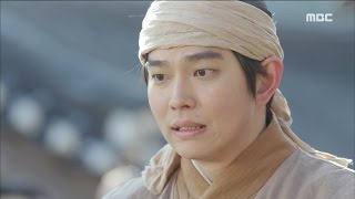 [The Rebel] 역적 : 백성을 훔친 도적 ep.10 Thanks to Lee Joon-hyuk out of the crisis, Yoon Kyun-sang.20170228