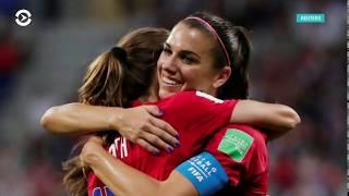 США победили Англию   АМЕРИКА   03.07.19