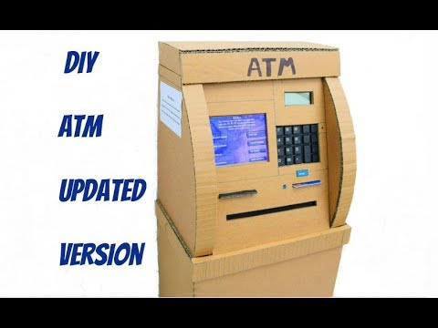Thumbnail: DIY ATM | How to make ATM for Kids |