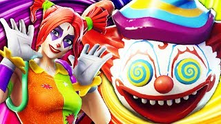 The CREEPIEST skins in Fortnite.. (KILLER CLOWNS)