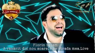 FLORIN SALAM - A RASARIT DIN NOU SOARELE PE STRADA MEA (CASA MANELELOR), LIVE