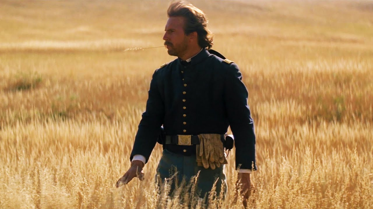 dances with wolves and lt dunbar