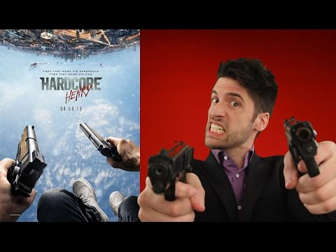 Hardcore Henry – Movie Review