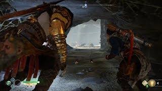 [PS4] God of War (2018) Side Quest - Deus Ex Malachite Part01