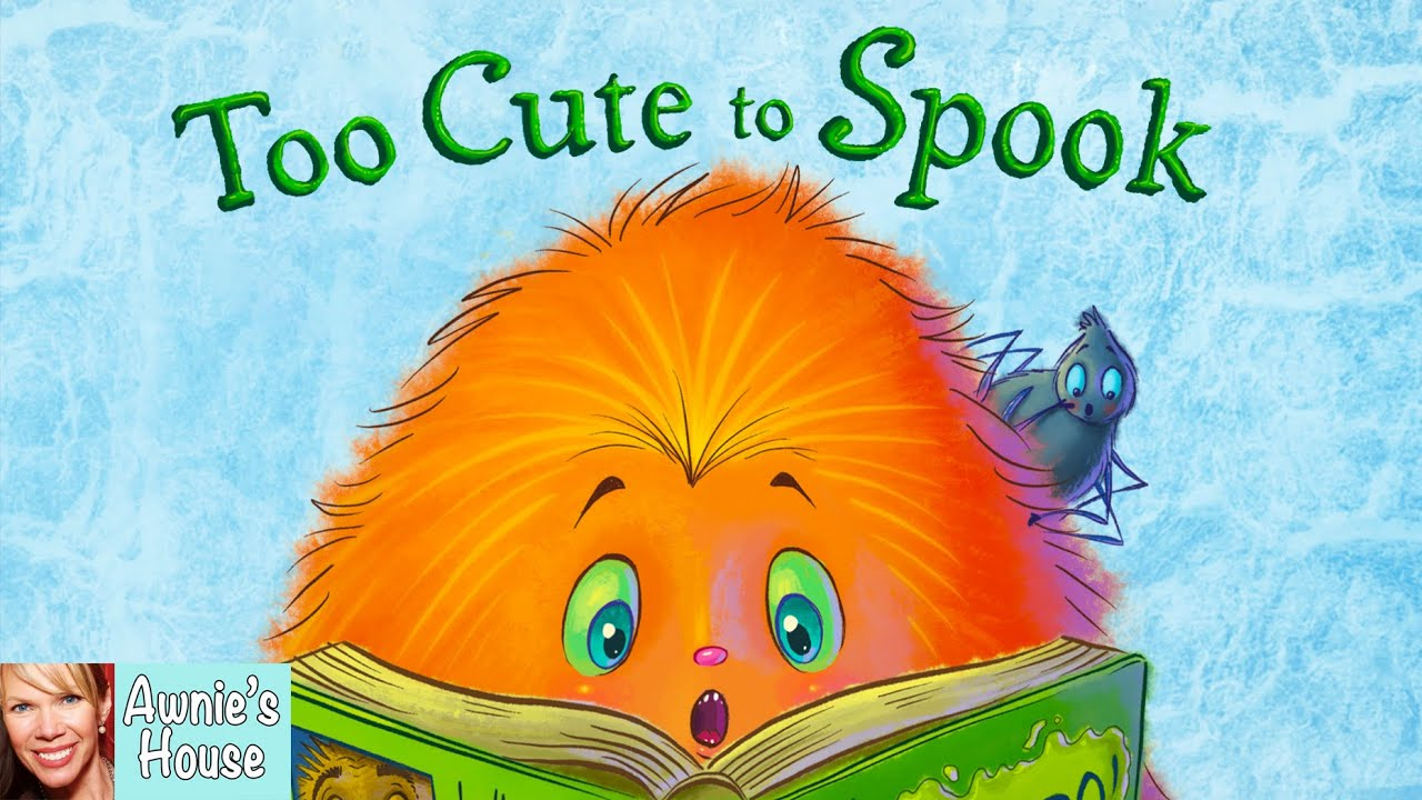 📚 Kids Book Read Aloud: TOO CUTE TO SPOOK by Diana Aleksandrova and Alicia Young