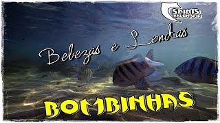 Praia da Sepultura Bombinhas - belezas e Lendas, contam os moradore...