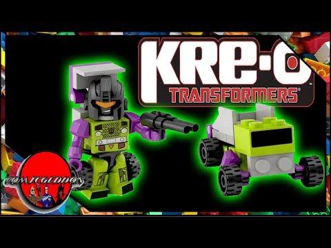 Kre-O Transformers Kreon Micro Changers Long Haul