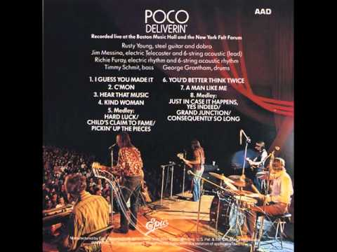 Poco--Just in Case It Happens...