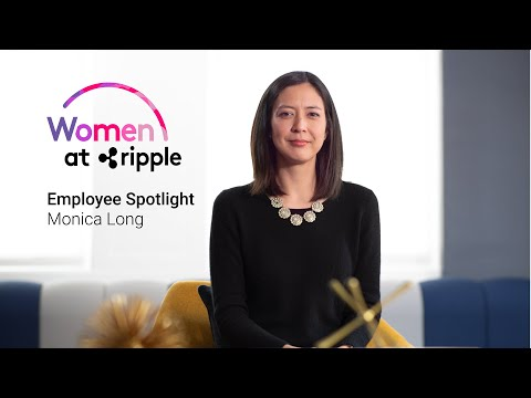 Women at Ripple: Monica Long Discusses Importance of Inclusivity in Crypto and Blockchain Industry