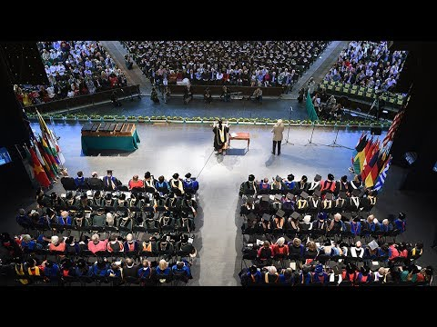 Skidmore College 2017 Commencement Ceremony