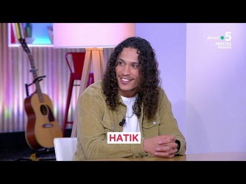 Youtube: Hatik: la sensation rap! – C à Vous – 05/06/2020