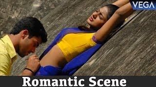 Seethakoka Chiluka Movie Romantic Scenes - Navadeep and Sheela Romantic Scene In College Tour