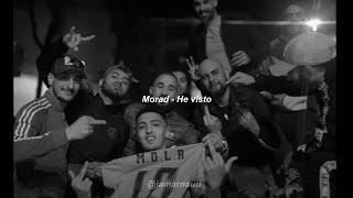 Morad - He visto [LETRA OFICIAL]